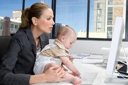 самореализация женщины, работа или семья