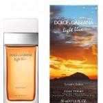 Лимитированный парфюм от Dolce&Gabbana — Light Blue Sunset In Salina