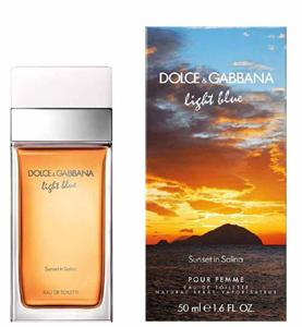 d&g sunset in salina, лимитированный выпуск аромата лето 2015