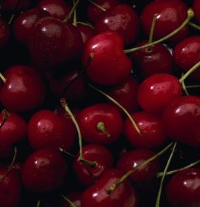 полезные свойства овощей и фруктов,  полезные свойства вишни