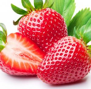 полезные свойства овощей и фруктов,  полезные свойства клубники