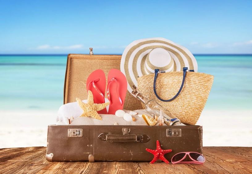 составляем список вещей в отпуск на море