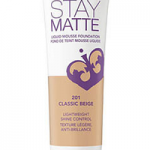 Тональный мусс Rimmel Stay Matte Liquid Mousse Foundation