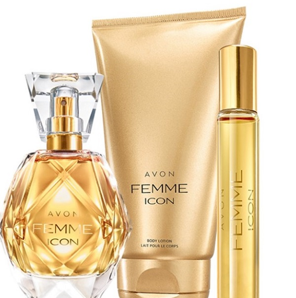 женская парфюмерная вода Avon Femme Icon -