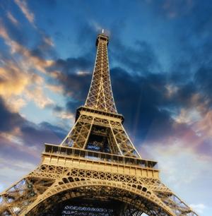эйфелева башня, главные достопримечательности парижа
