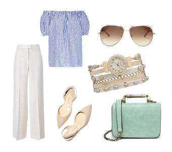модные сеты на август 2015