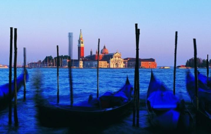 вид на площадь Сан-Марко - достопримечательности Венеции
