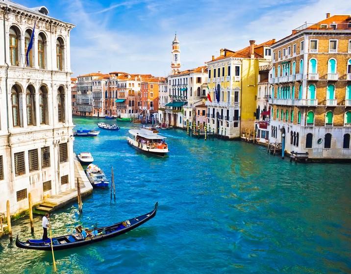 достопримечательности венеции, фото