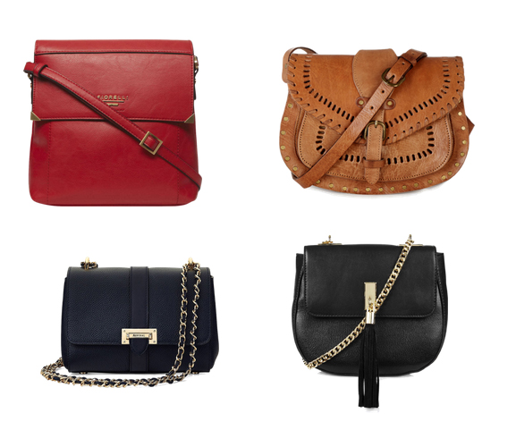 модные аксессуары на осень 2015 - сумки
