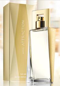 парфюмерная вода Avon Attraction For Her