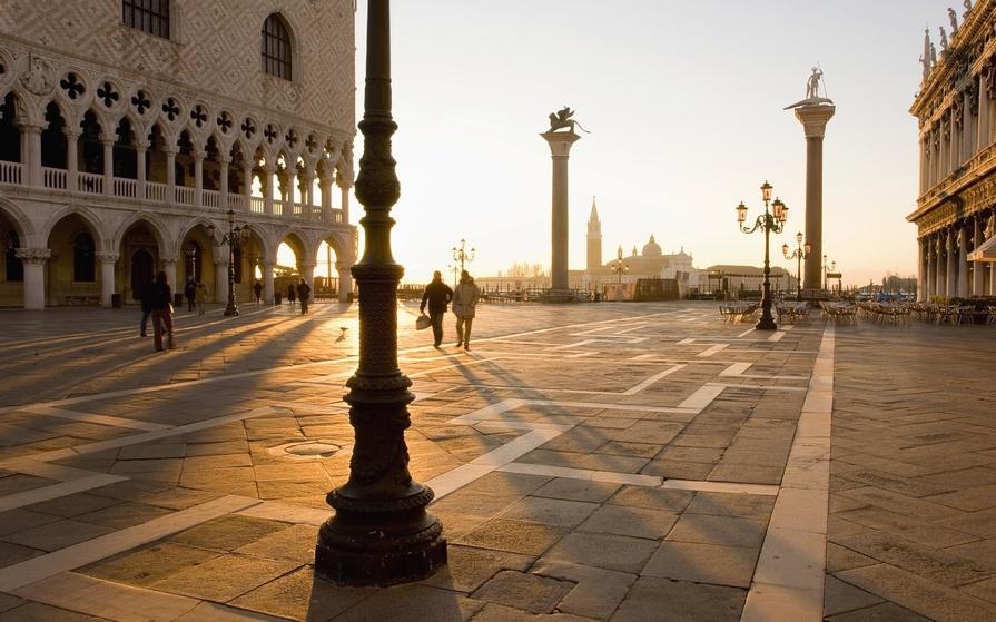площадь Сан-Марко - достопримечательности Венеции