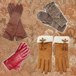 Модные перчатки осень-зима 2015/2016