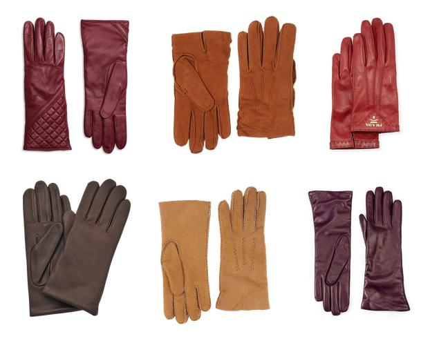 перчатки осень зима 2015-2016