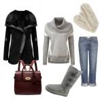Теплый свитер — идеальный выбор для зимней погоды