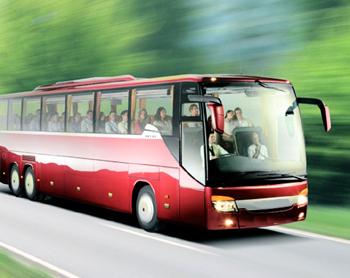 автобусный тур, преимущества и недостатки