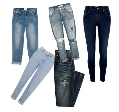 как выбрать джинсы на лето