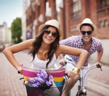 общеее увлечение и хобби, веллосипед, как найти любовь