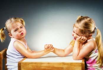 конфликт между детьми, что делать взрослым