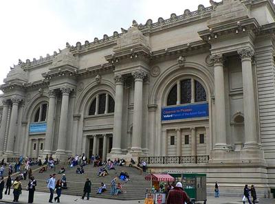 музей метрополитен, нью йорк