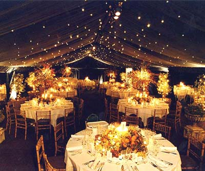 свадебный шатер, осенняя свадьба