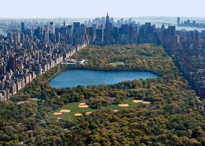 центральный парк, нью йорк