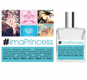 imaPrincess от Parfums Hashtag - парфюмерия осень 2016