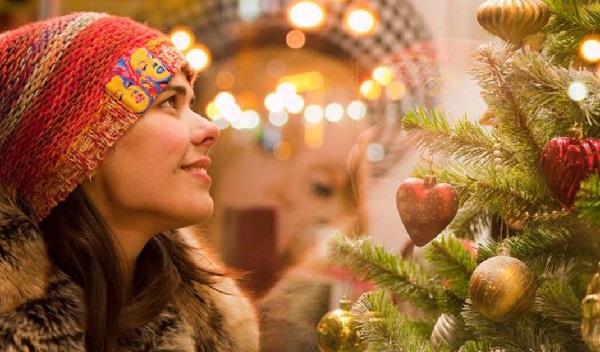 загадать желание на новый год