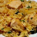 Рецепт — курица с рисом в мультиварке