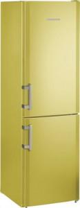 Двухкамерный холодильник Liebherr CUag 3311