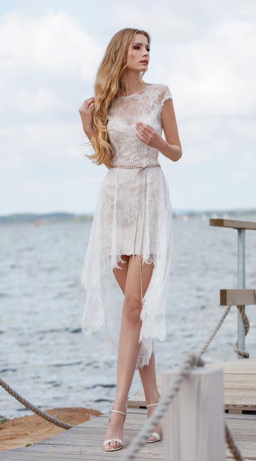 Свадебное платье Leon mini