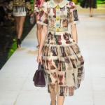 Модная коллекция  Dolce & Gabbana — сезон весна-лето 2017