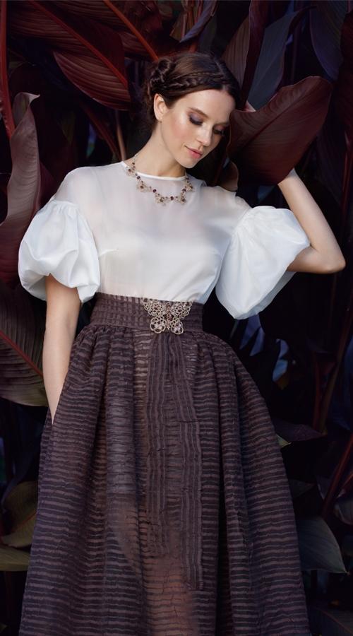 Модное платье на свадьбу