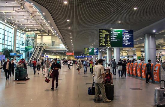аэропорт - как себя вести и что делать в первый раз