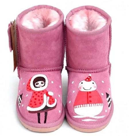 модные угги для детей