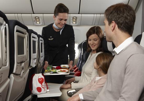 стюардесса самолета