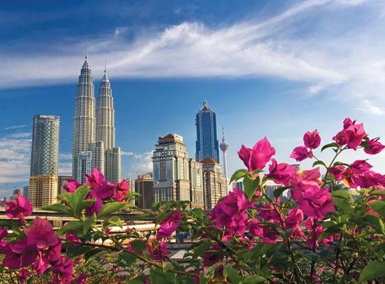 Куала Лумпур - столица Малайзии