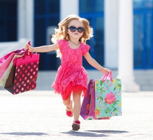 детская мода, стильный образ для ребенка