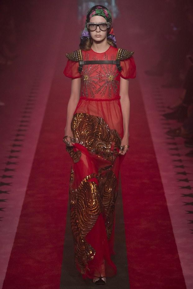 модная коллекция Gucci лето 2017 (11)