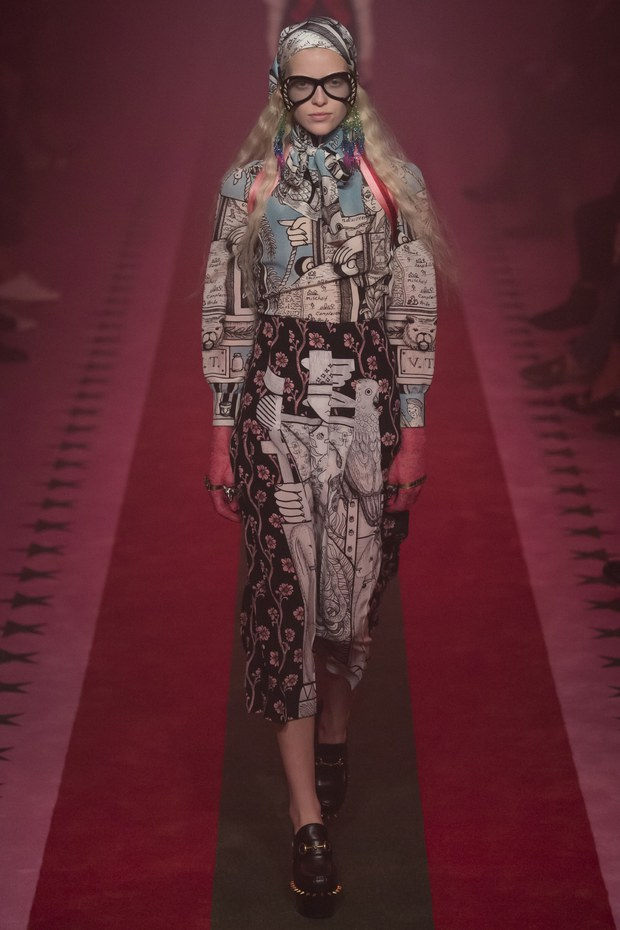 модная коллекция Gucci лето 2017 (4)