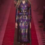 Модная коллекция Gucci — лето 2017