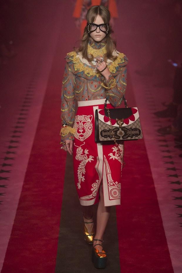 модная коллекция Gucci лето 2017 (8)