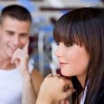 Невербальные знаки женской симпатии