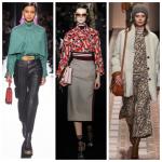 Базовый гардероб на осень — что модно?