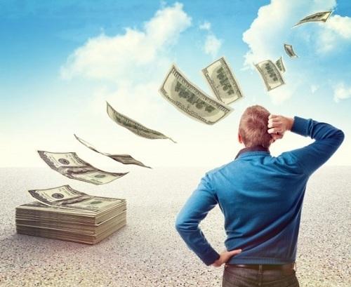 жадность и скупость мужчины