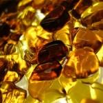 Виды янтаря и разновидности форм серёжек из него