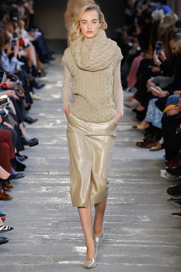 модная коллекция Max Mara на осень 2017