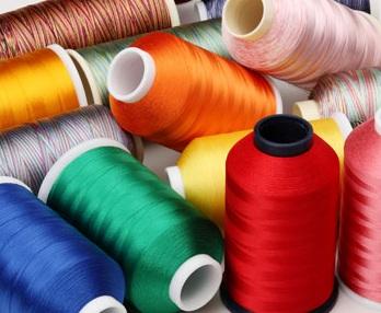 особенности нитей для вышивки