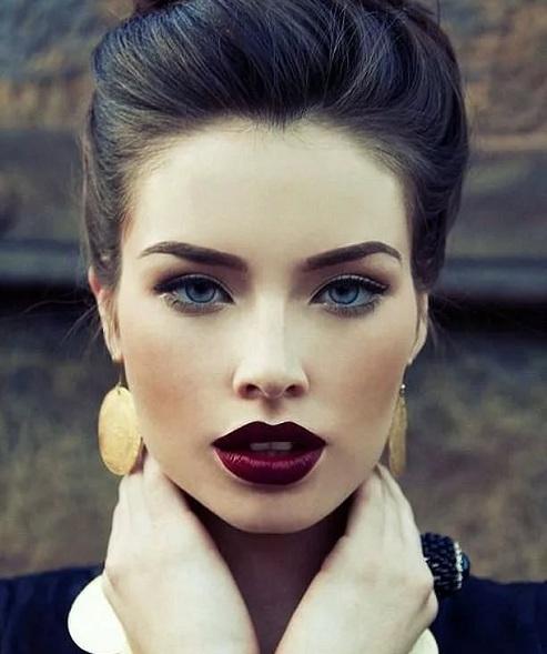 как сделать макияэж бровей