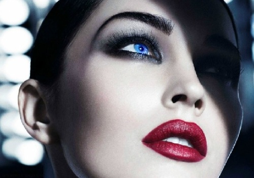 макияж бровей, мода и стиль