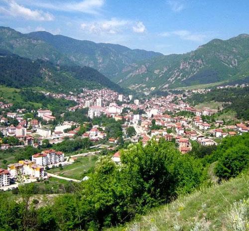 Девин, Болгария, фото